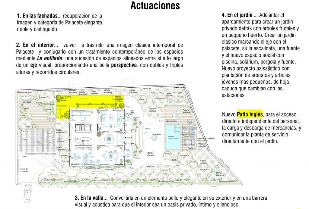 i! idoia otegui arquitectura reforma rehabilitacion palacete el viso madrid 08