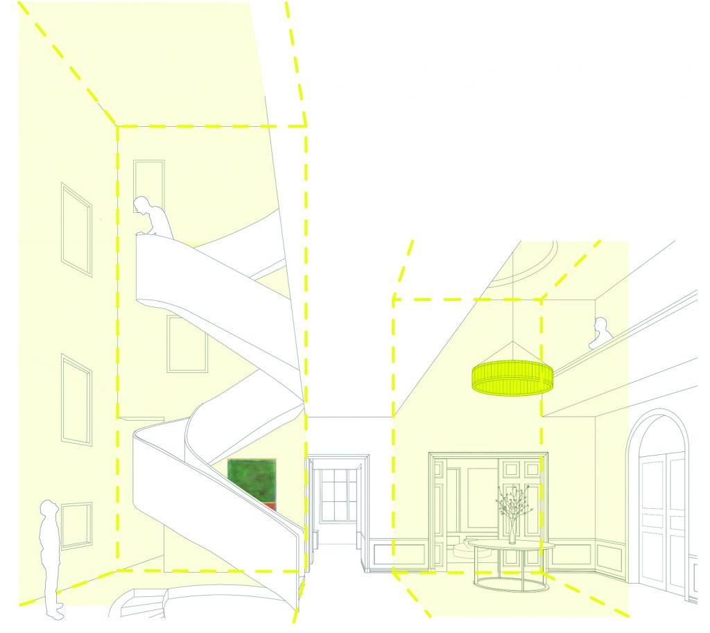 i! idoia otegui arquitectura reforma rehabilitacion palacete el viso madrid 29