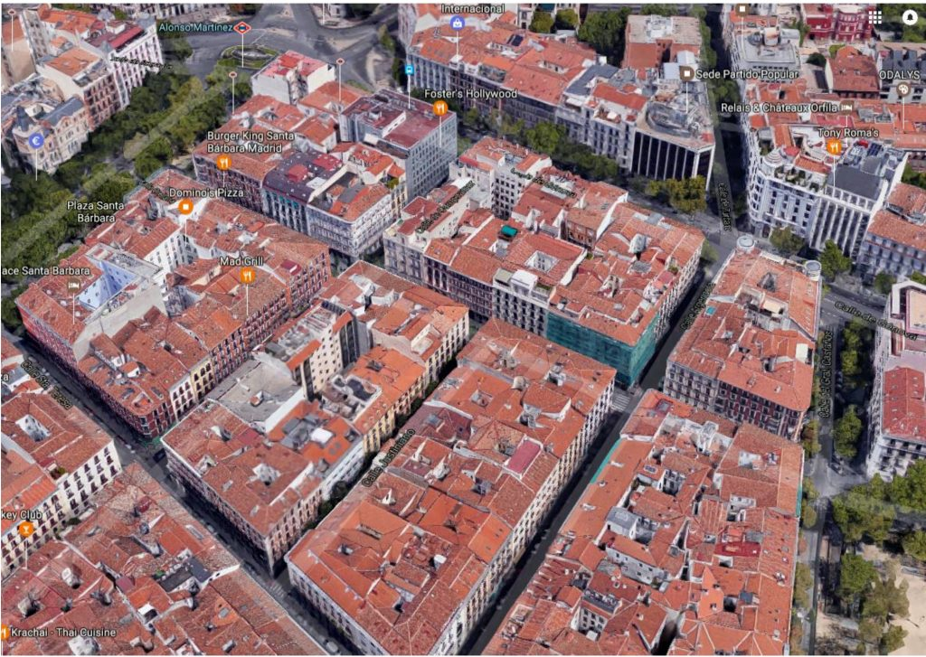 idoia otegui arquitectura reforma rehabilitacion madrid orellana orangerie 2