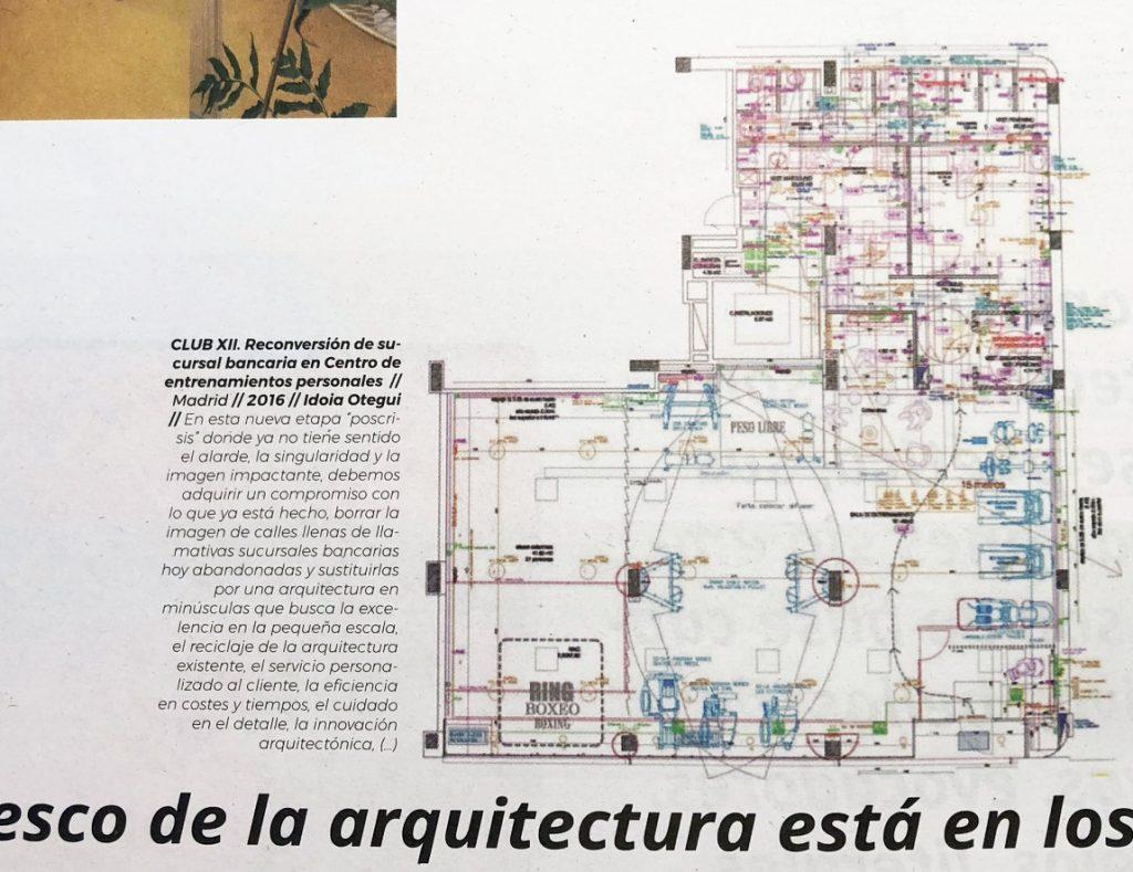 i! arquitectura idoia otegui revista arquitectura coam club xii 7