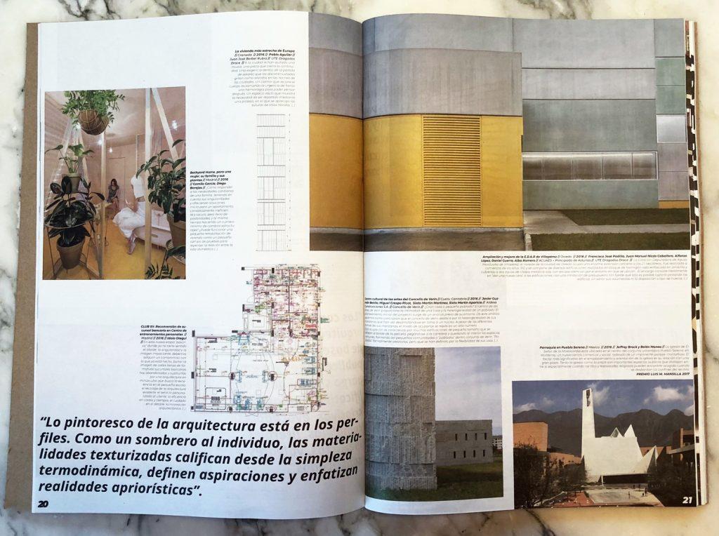 i! arquitectura idoia otegui revista arquitectura coam club xii 3