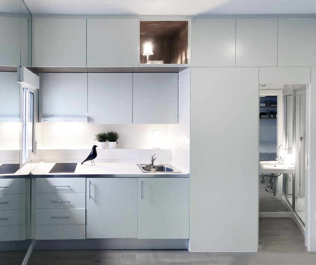 i! idoia otegui arquitectura reforma vivienda rehabilitacion lavapies madrid 4x4 6