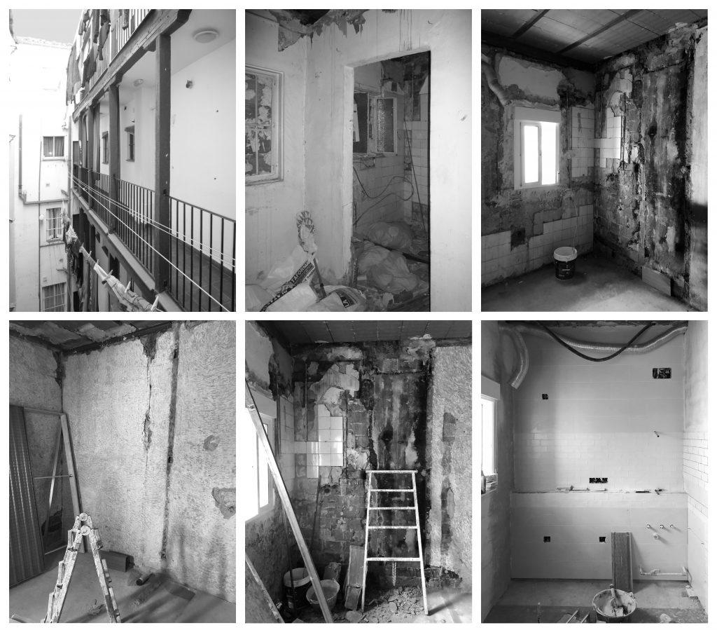 i! idoia otegui arquitectura reforma vivienda rehabilitacion lavapies madrid 4x4 2