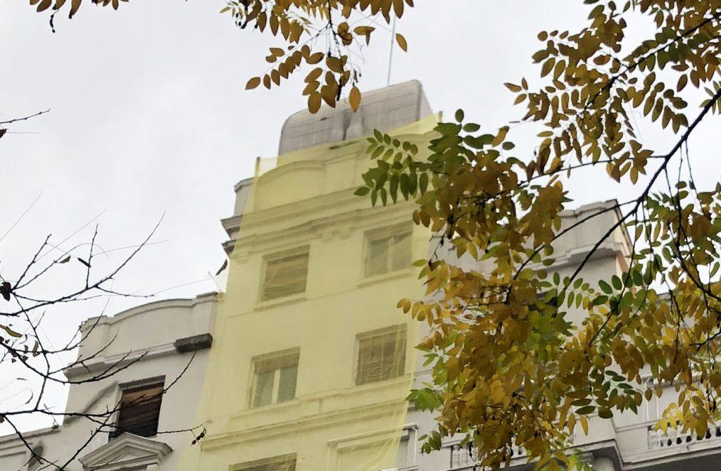 idoia otegui arquitecyura reforma vivienda rehabilitacion santa engracia madrid chamberi cupula 1