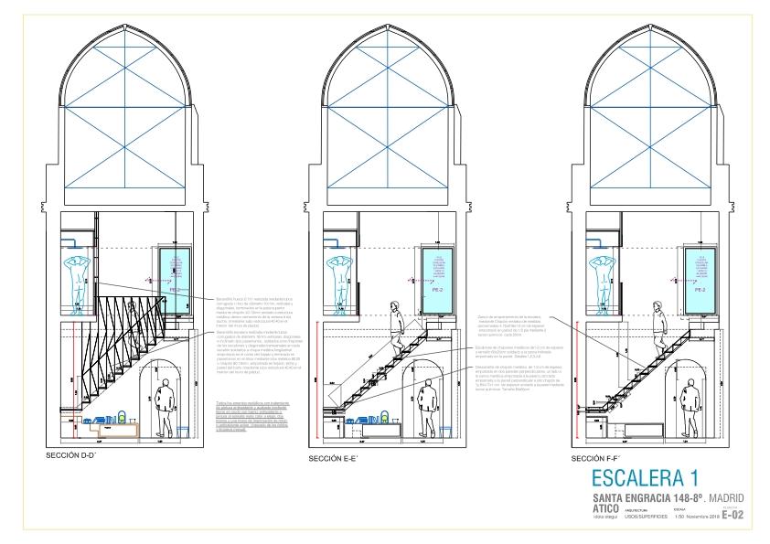 idoiaotegui-iotegui-arquitectura-reforma-vivienda-rehabilitacion-cupula-dome-santa-engracia-madrid-plano 3