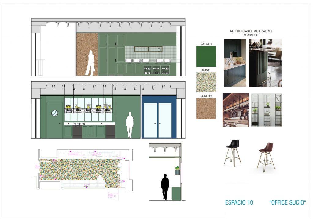 idoia otegui utopicus coworking arquitectura reforma oficinas flexibles