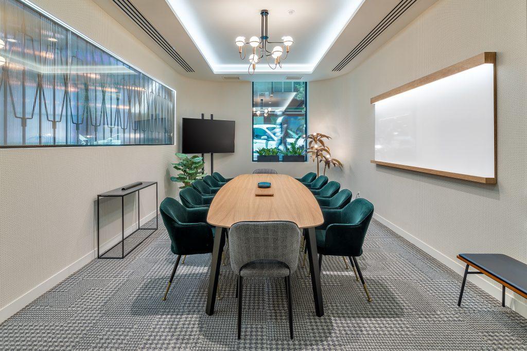 idoia otegui utopicus coworking oficina flexible arquitectura reforma madrid francisco silvela 3