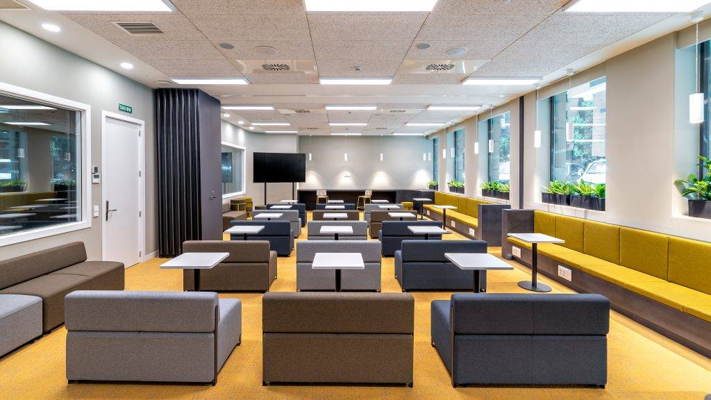 idoia otegui utopicus coworking oficina flexible arquitectura reforma madrid francisco silvela 4