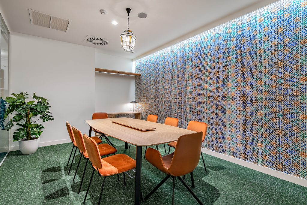 idoia otegui utopicus coworking oficina flexible arquitectura reforma madrid francisco silvela 7