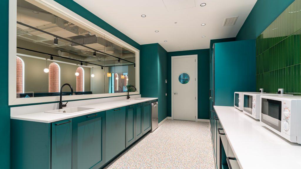 idoia otegui utopicus coworking oficina flexible arquitectura reforma madrid francisco silvela 23