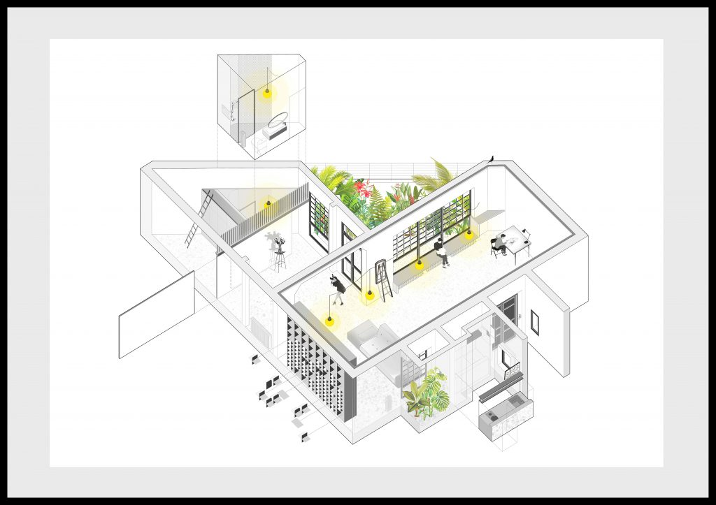 idoia otegui chema madoz estudio fotografia reforma rehabilitación arquitectura perspectiva