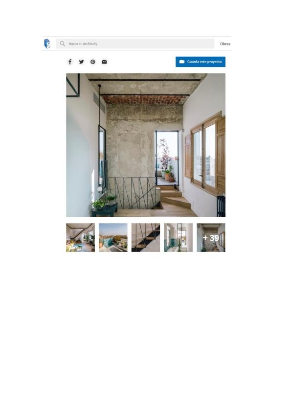 idoia otegui plataforma de arquitectura home DOME ARQUITECTURA REFORMA VIVIENDA MADRID CUPULA