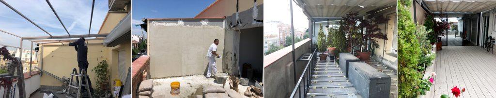 idoia otegui arquitectura ático francisco silvela reforma rehabilitación terraza 11