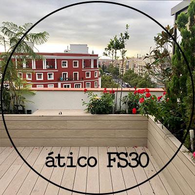 idoia otegui arquitectura ático francisco silvela reforma rehabilitación terraza 15