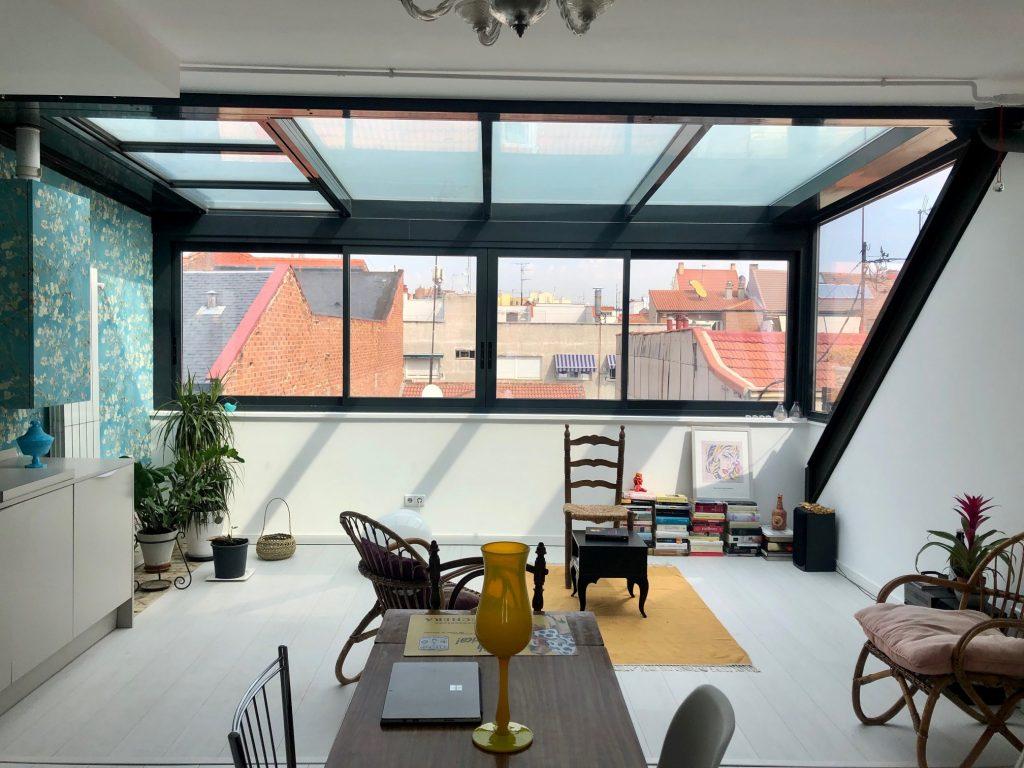 idoia otegui arquitectura reforma atico rehabilitacion tetuan alvarado casa E 8
