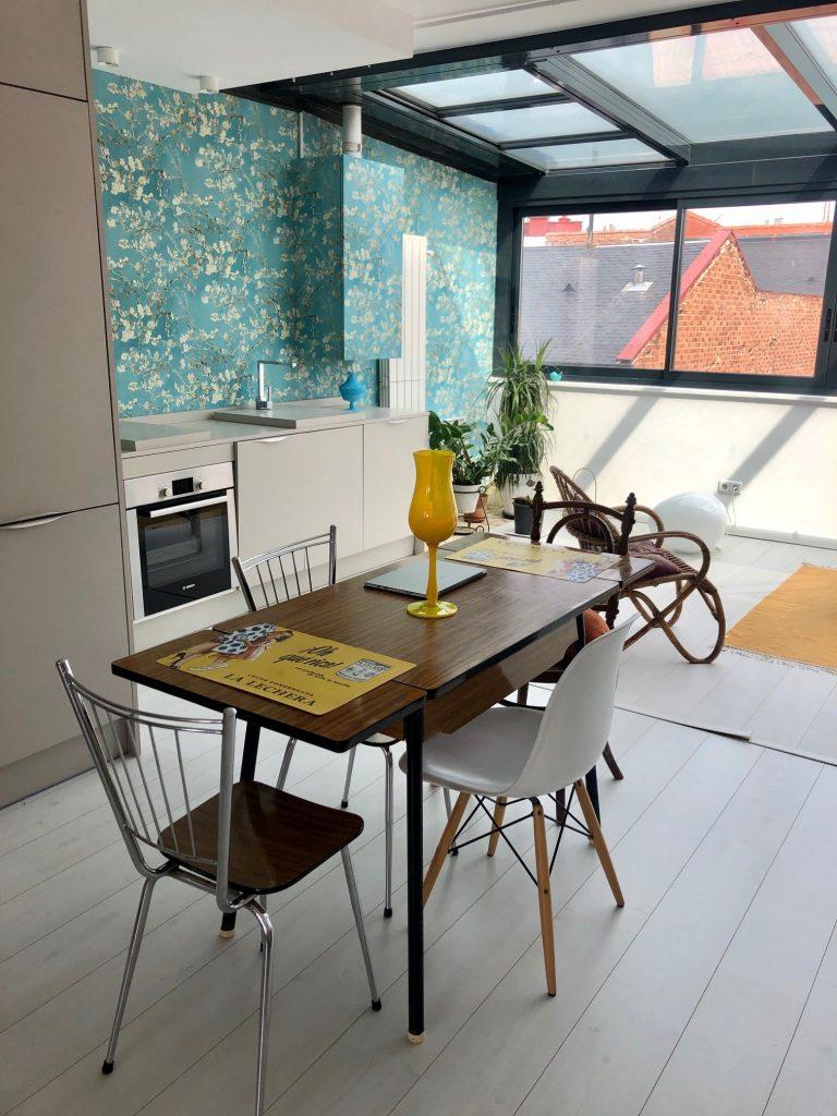 idoia otegui arquitectura reforma atico rehabilitacion tetuan alvarado casa E 5